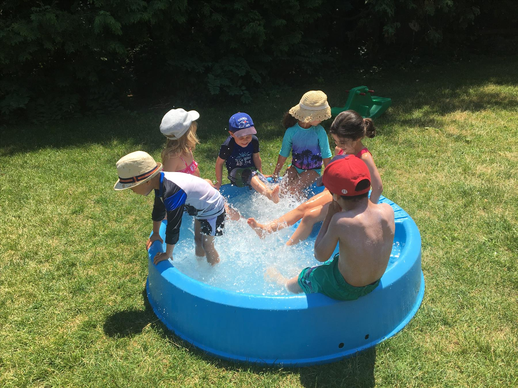 SUMMER CAMP FOR TODDLERS AND PRESCHOOLERS IN RICHMOND HILL